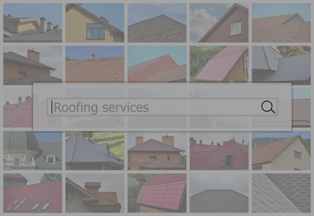 Roofing SEO Search